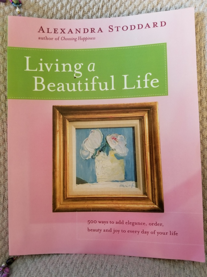 Living a Beautiful Life ~ 10/9/18 My Favorite Book