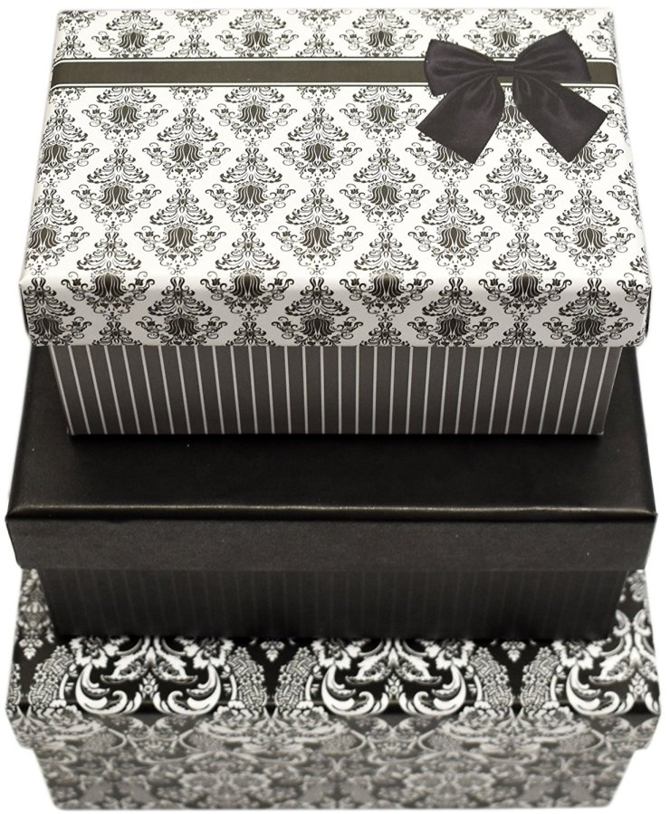 Decorative boxes and staying organized ~10/21/17
