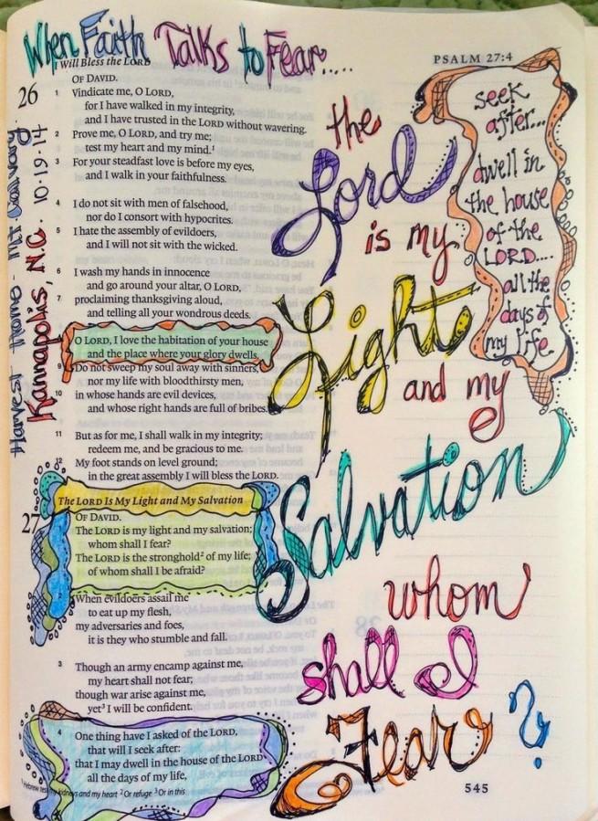 BibleJournaling — VioletNesdoly