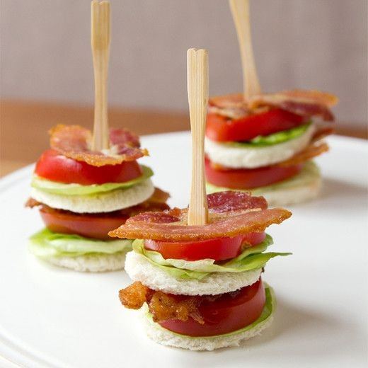 Bacon Lettuce & Tomato App