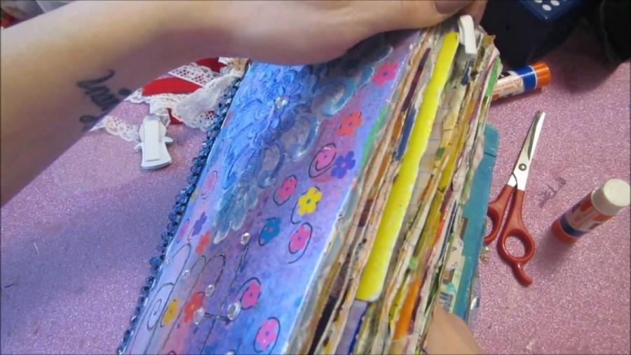 Art Journaling ~11.27.18