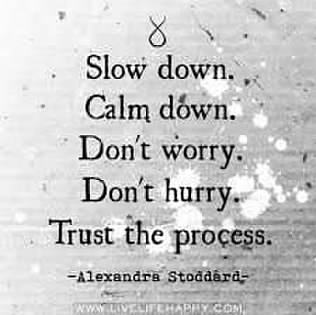 Words of AlexandraStoddard